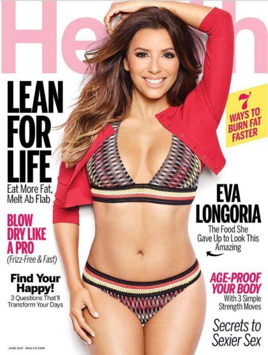 Как Ева Лонгория мотивирует себя тренироваться: Я не люблю заниматься спортом!