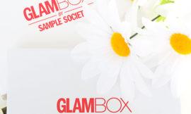 Glambox март, апрель. Отзыв