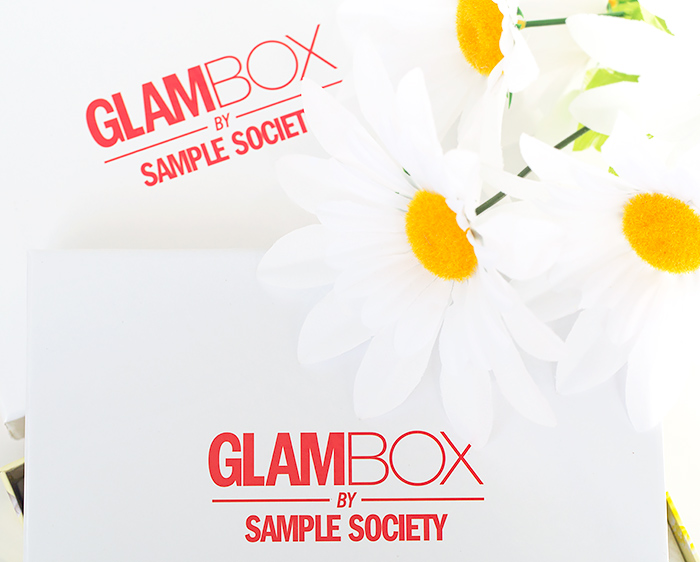 Glambox апрель, май. Отзыв