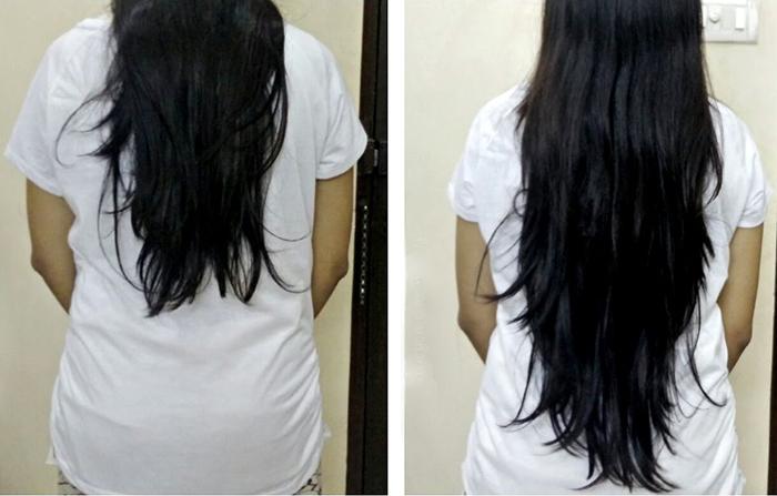 Как быстро отрастить волосы: индийский лайфхак