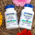 Life Extension магний и комплекс витаминов группы B – более натуральный аналог Магне B6