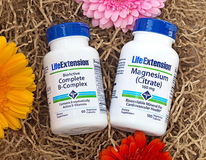 Life Extensions магний и комплекс витаминов группы B – более натуральный аналог Магне B6
