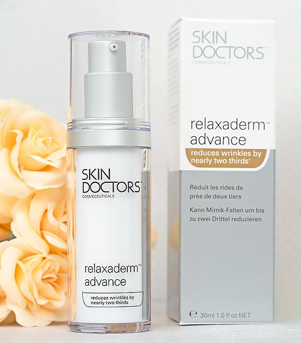Skin Doctors – Relaxaderm Advance Крем для лица против мимических морщин. Отзыв