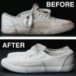 Как почистить кеды: возвращаем им белизну