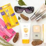 Защита от солнца от Purple Tree, Urban Decay, Innisfree, Hyalual, Honeybee Gardens и Polaroid