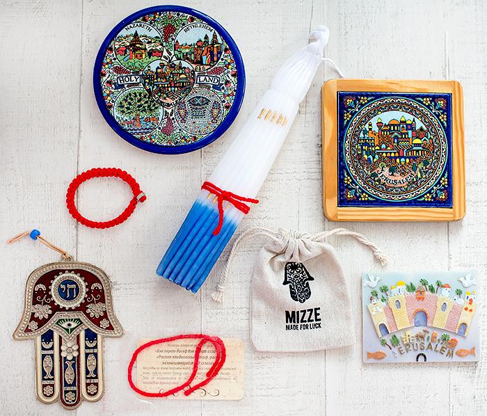 Обереги и сувениры со Святой Земли: мой заказ из Иерусалима