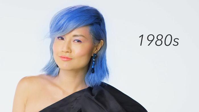 Окрашивание: самые модные цвета за последние 100 лет