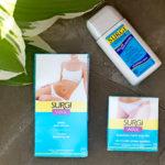 Средства для эпиляции Surgi: воск, полоски, крем. Отзыв, сравнение
