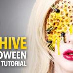 Эффектный макияж на Хэллоуин по мотивам American Horror Story Cult