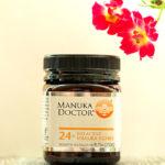 Лечебный новозеландский мед манука Manuka Doctor, 24+: для здоровья и красоты. Отзыв