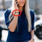 Почему стоит прямо сейчас перестать носить резинки для волос на запястьях