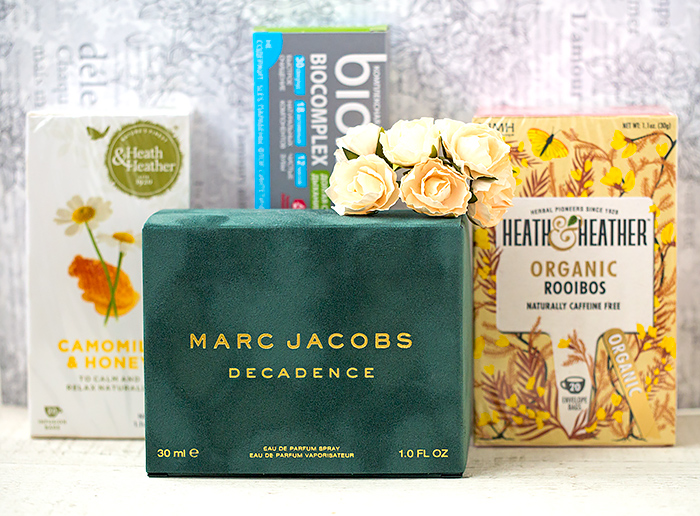 Духи Marc Jacobs Decadence и другие мои ароматные находки на фармакосметике