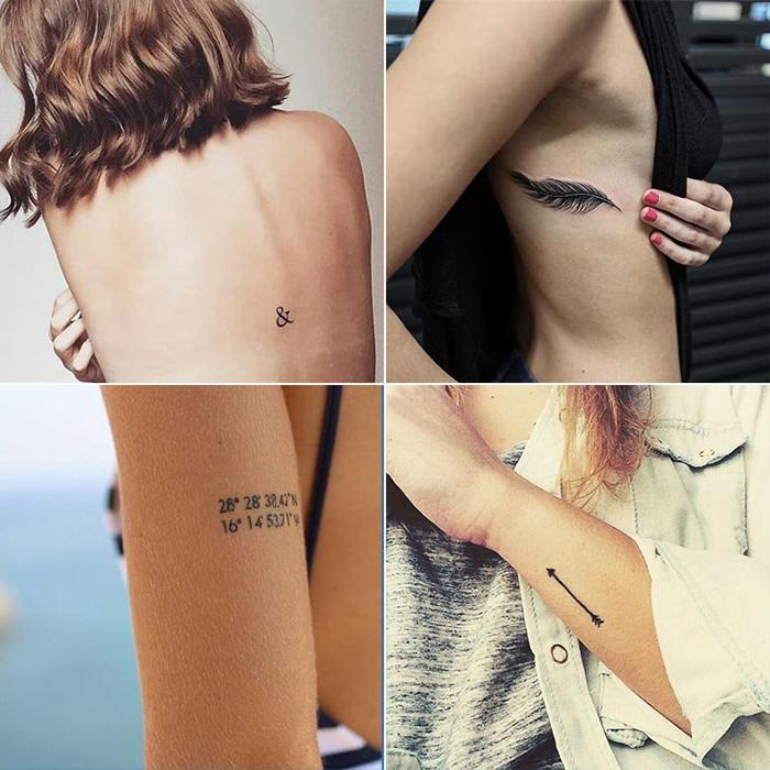 Самые популярные татуировки 2017 года