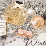 Новогодняя коллекция Sephora Winter Collection: гель для душа, мыло и крем для рук, тени. Отзыв