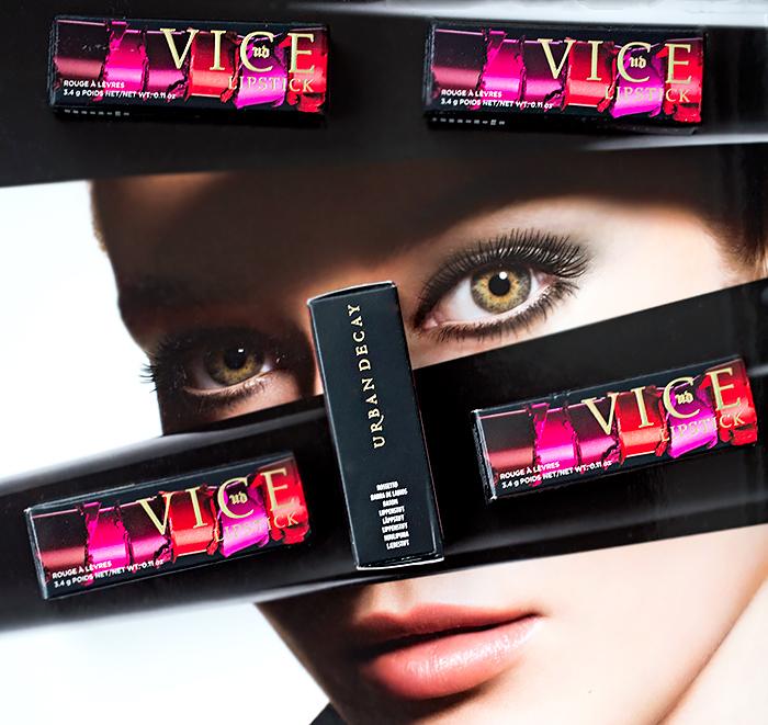 Помады Urban Decay Vice Lipstick – Moshpit, ZZ, Anarchy, Ravenswood, Wired. Отзыв