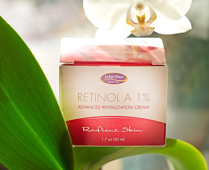 Непростой, но эффективный крем Life Flo Health, Retinol A 1%, Advanced Revitalization Cream. Отзыв