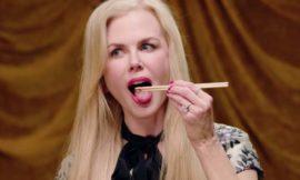 Необычный секрет красоты Николь Кидман: зачем актриса ест насекомых