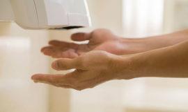 А вы знали о вреде сушилок в общественных туалетах?