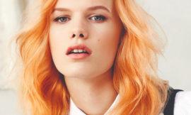 Tequila Sunrise – новый модный оттенок волос