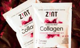 Коллаген Z!NT Grass-Fed Beef Collagen, с которого стоит начинать знакомство с темой
