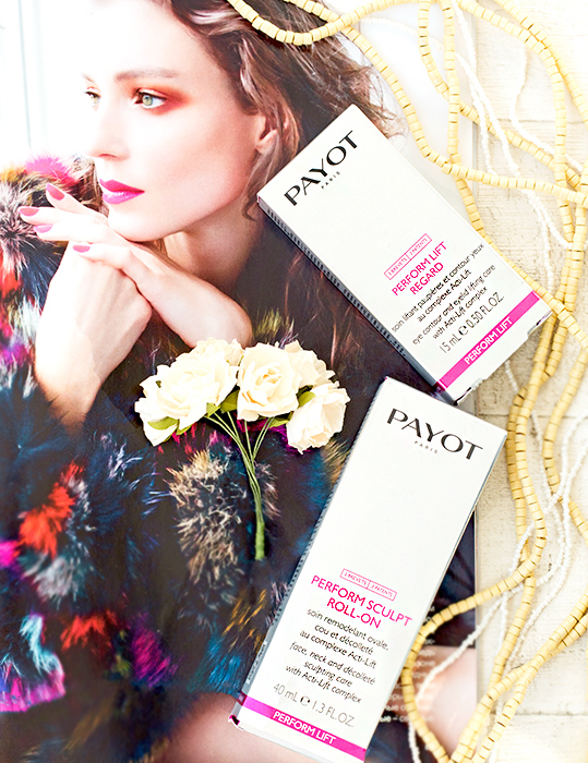 Payot – Perform Sculpt Roll-On, Perform Lift Regard. Отзыв