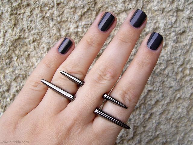 Пирсинг пальцев: способ носить кольца иначе