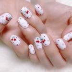 Фруктовый nail art: идеи летнего маникюра