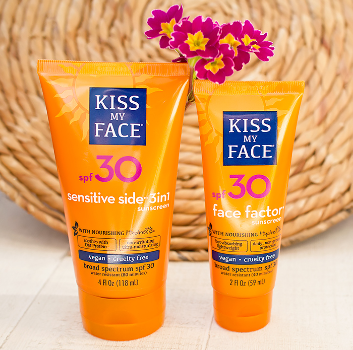 Беспроблемная защита от солнца: два санскрина Kiss My Face. Отзыв