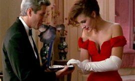 Платья из фильма Pretty Woman снова вошли в моду
