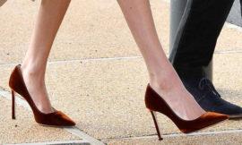 Почему Меган Маркл носит обувь на размер больше: лайфхак принцессы