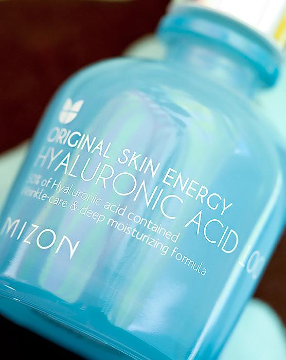 Mizon сыворотка Hyaluronic Acid 100. Отзыв