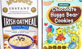 Съедобное с iHerb: овсянка McCann's Irish Oatmeal и натуральное печенье Healthy Times. Отзыв