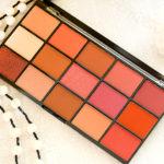 Палетка теней для век Makeup Revolution Reloaded Newtrals 2. Отзыв