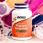 Now Foods – Жевательные ферменты папайи (энзимы папайи). Отзыв