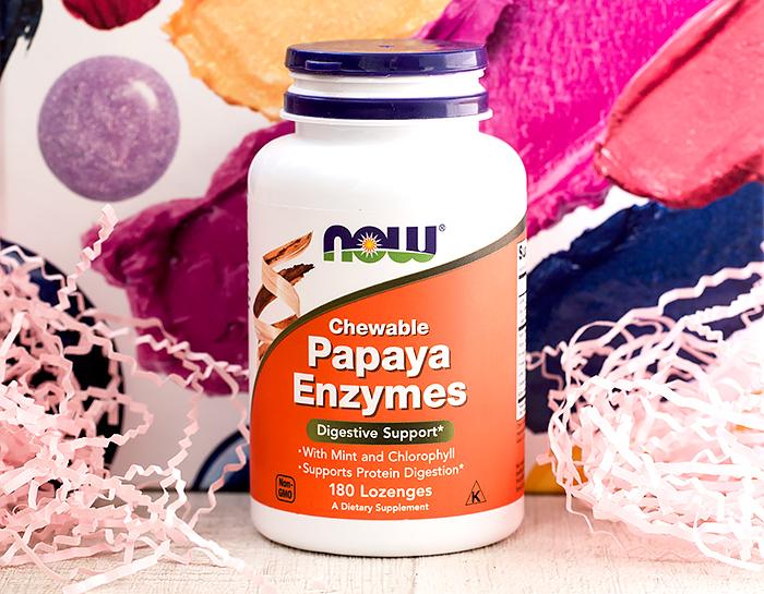 Now Foods - Жевательные ферменты папайи (энзимы папайи). Отзыв