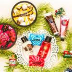 The Body Shop: масло для тела из двух рождественских коллекций. Отзыв
