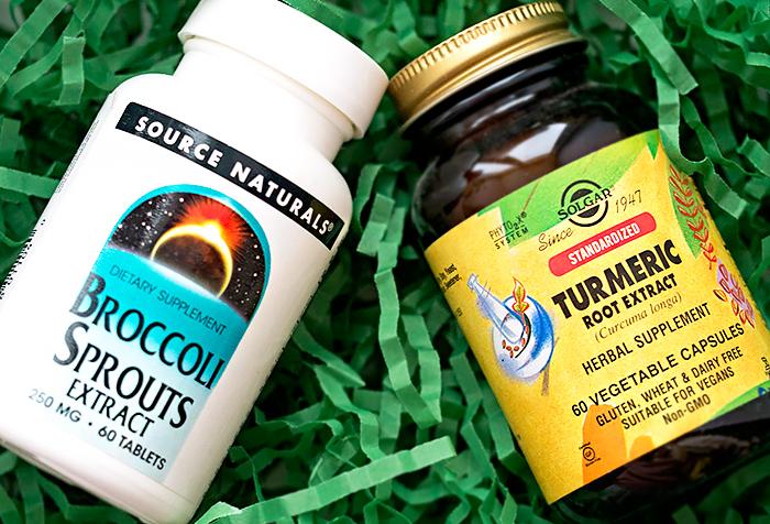 Экстракт брокколи и куркумин: мой результат после 3-х месяцев приема
