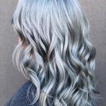 Титановый цвет волос – новый тренд в окрашивании