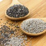 Семена чиа: белые от Now Foods или черные от Bergin?