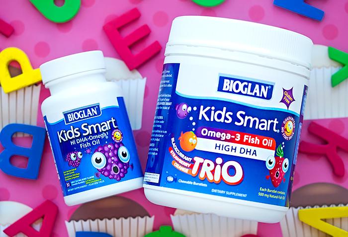 Хорошая детская омега-3 Bioglan - Kids Smart. Отзыв