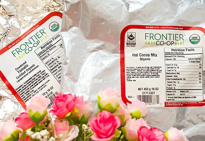 Томаты в порошке и какао от Frontier Natural Products. Отзыв