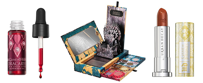 Urban Decay – Game of Thrones Collection