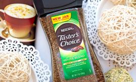 Растворимый кофе без кофеина Nescafé Decaf House Blend. Отзыв