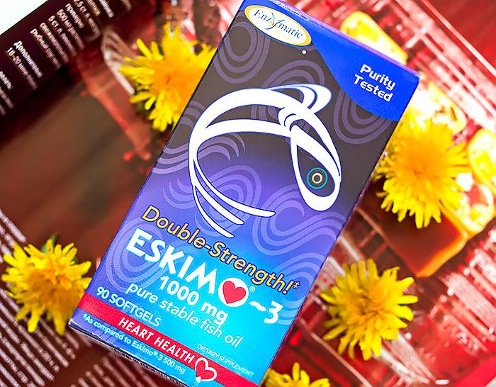 Enzymatic Therapy, Eskimo-3 – лучшая стабильная форма омеги-3 на iHerb. Отзыв