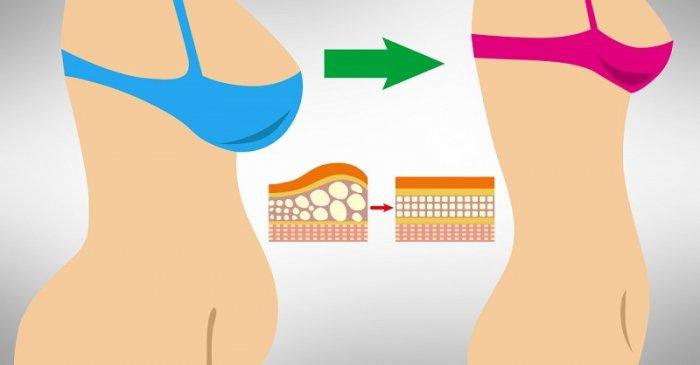 Обнаружен самый быстрый и эффективный способ избавления от жира на животе