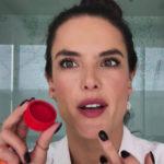 Урок макияжа от Алессандры Амбросио