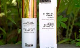Dr. Brandt Retinol Complex Serum — Сыворотка для лица с 2% ретинолом. Отзыв