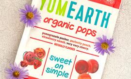 Леденцы YumEarth – органическая альтернатива вредному чупа-чупсу. Отзыв