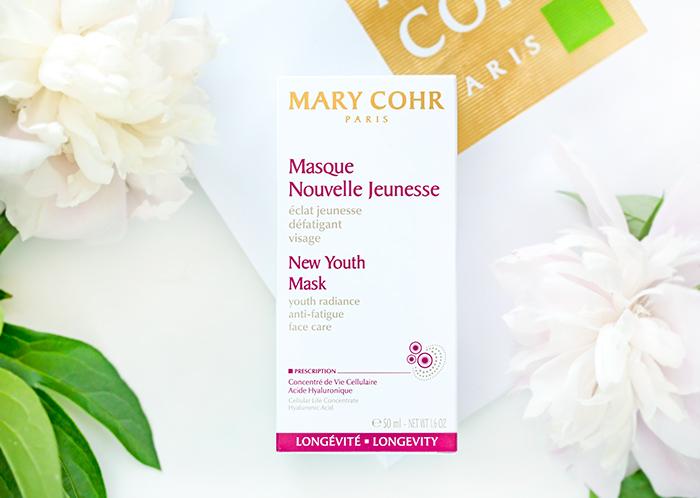 Mary Cohr Masque Nouvelle Jeunesse – маска Новая молодость. Отзыв