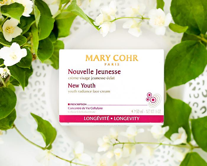 Mary Cohr - Crème Nouvelle Jeunesse крем Новая молодость. Отзыв